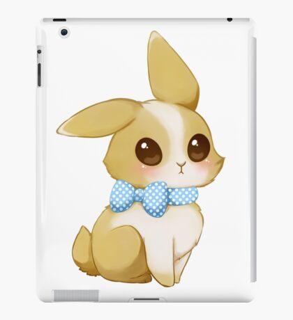 Ribbon Rabbit iPad Case/Skin