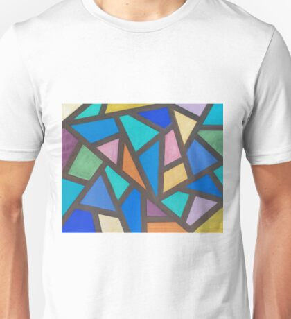 light shades Unisex T-Shirt