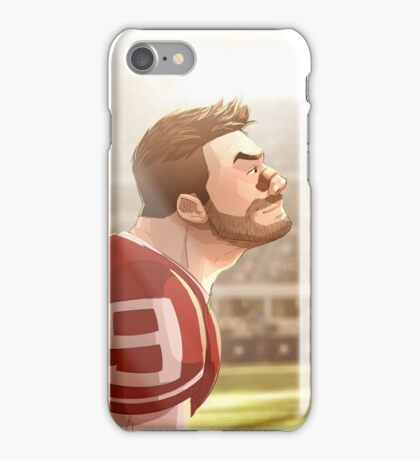 young quarterback iPhone Case/Skin