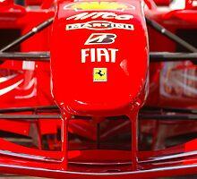 Ferrari 3 by Andrew Wilson