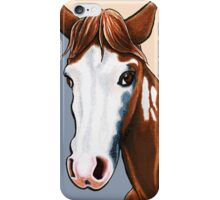 Willy the Horse iPhone Case/Skin