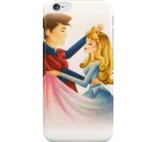 Sleeping Beauty iPhone Case/Skin