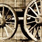 Wagon Wheels by 3rdEyeOpen