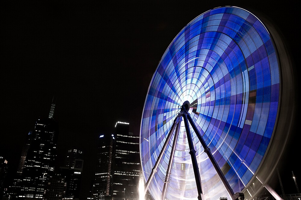 sky wheel by Katie101