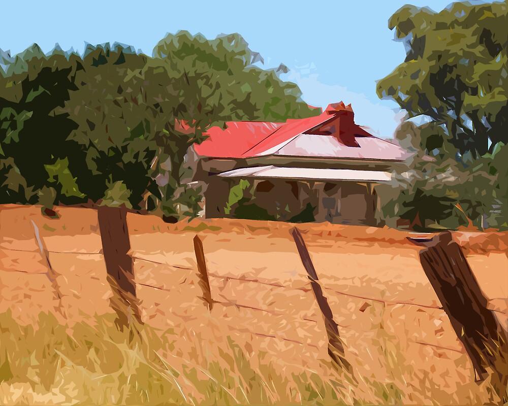 homestead by Laz Moutafis
