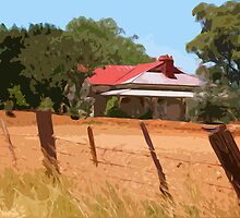 homestead by Laz Moutafis