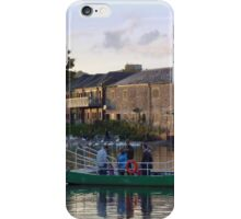 Ferry Boat at Exeter Quay iPhone Case/Skin