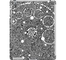 1A Psyart Texture (Perseus Amongst the Spheres) iPad Case/Skin