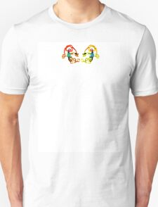 KidsArt for Kids- The dance of the Twins Unisex T-Shirt