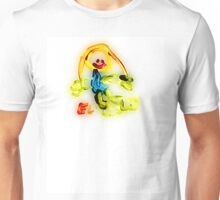 Kids Art for kids - Oh to be EL Unisex T-Shirt