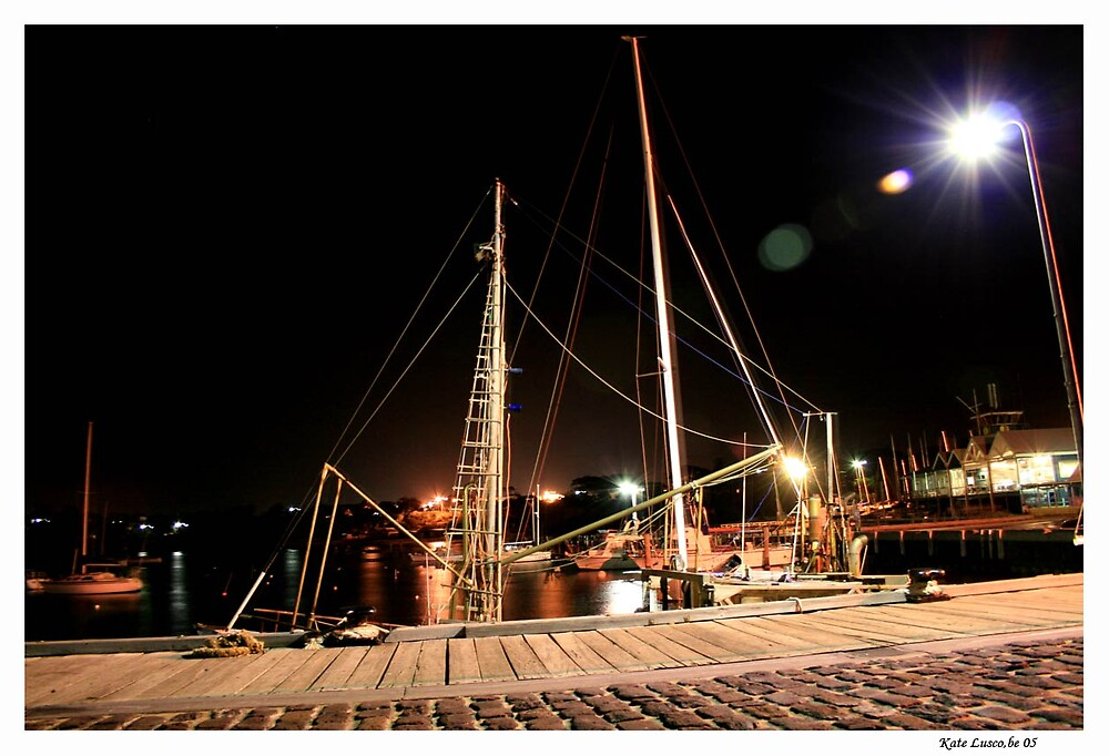 Pier by misskate