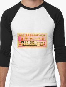 Roland TB-303 Men's Baseball ¾ T-Shirt