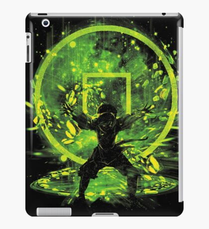 earth storm iPad Case/Skin