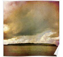 Bowen Island, Jervis Bay Poster