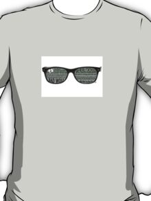 Fandom Glasses T-Shirt