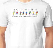 KidsArt for Kids- I feel like dancing Unisex T-Shirt