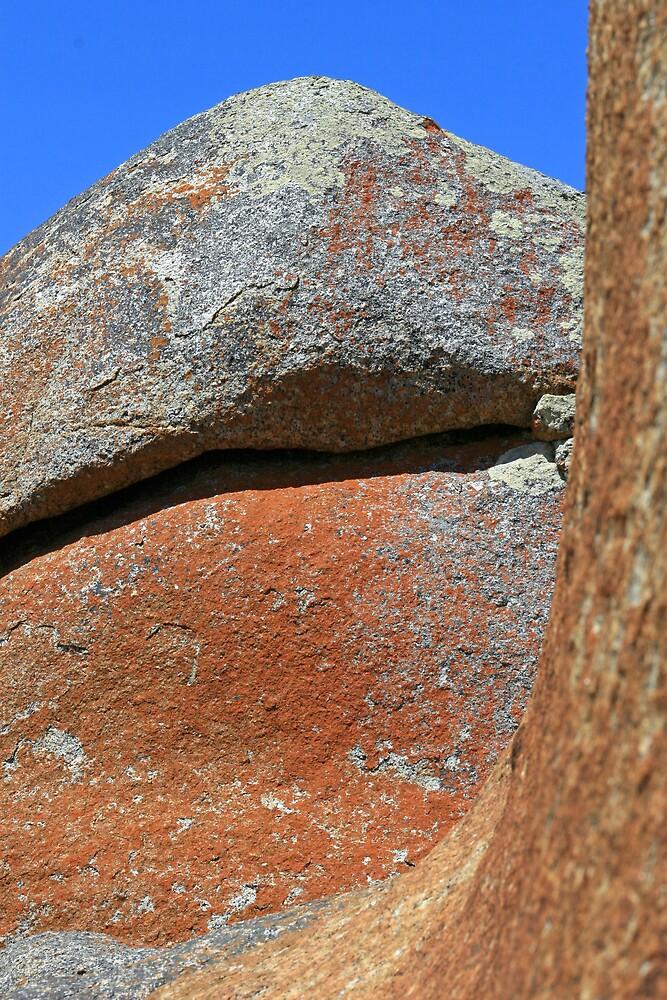 Rock Formations by JennyDiane