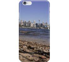 Sydney City   Greenwhich Baths 3 iPhone Case/Skin