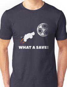 What a save - Rocket League Unisex T-Shirt