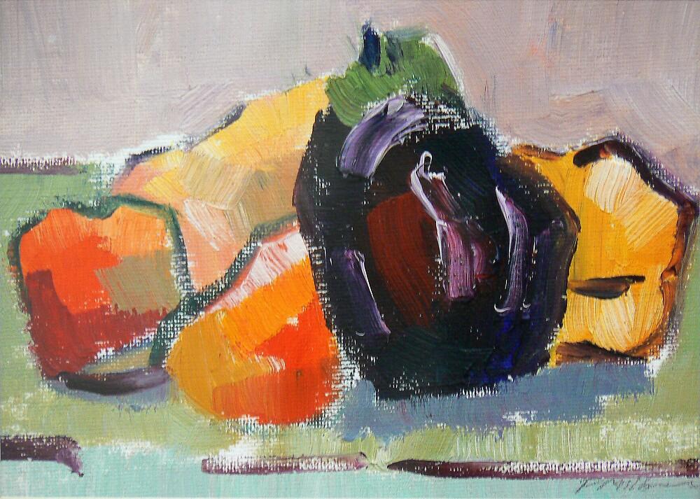 Still Life by Paul  Milburn