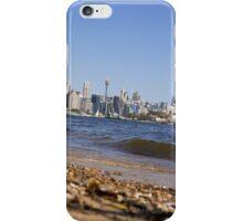 Sydney City   Greenwhich Baths 6 iPhone Case/Skin