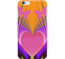Love and Butterflies iPhone Case/Skin