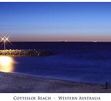 Cottesloe Beach by Simon Boyd