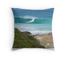 Lets go Surfing Now Throw Pillow