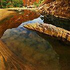 Glen Annie Gorge, Central Australia by Kevin McGennan