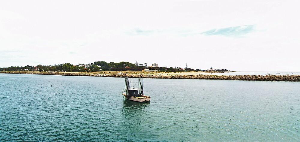 Mandurah Estuary by Simon Boyd
