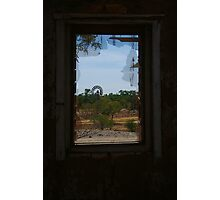 Ruin,Old Cork Station,Outback Queensland Photographic Print