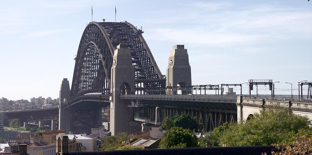 Sydney Harbour Bridge by aperture