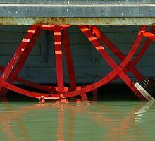 Paddle Steamer by Joe Mortelliti