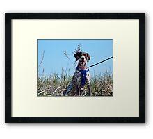 Annie.. Framed Print