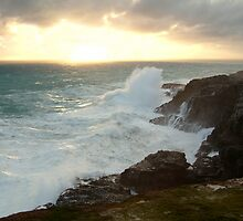 Power and Glory, Cape Bridgewater by Joe Mortelliti