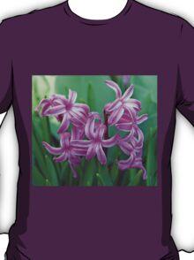 Hyacinth Blossoms T-Shirt