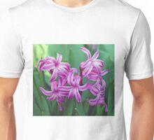 Hyacinth Blossoms Unisex T-Shirt