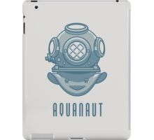 Aquanaut iPad Case/Skin