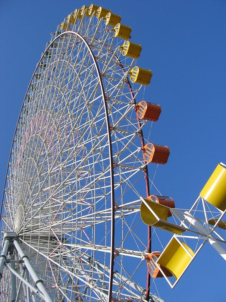Merrily merrily round we go - Osaka by marklow