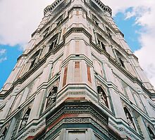 The Duomo, Forence, Italy by Grant Kennedy