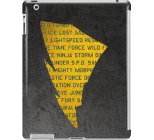 RANGERS iPad Case/Skin