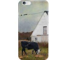 Barnyard Bliss iPhone Case/Skin