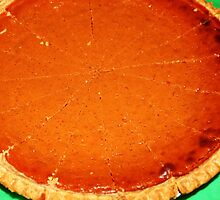 Homemade Pumpkin Pie by Cynthia48