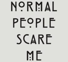 Normal people scare me by princessbedelia