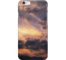 Sky Moods - Depth iPhone Case/Skin