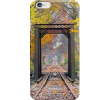October Rails iPhone Case/Skin