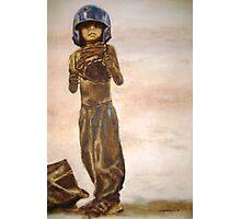 Baseball Boy II Photographic Print