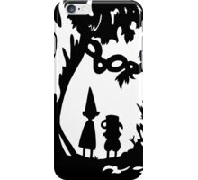 Into the unknown. iPhone Case/Skin