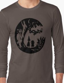 Into the unknown. Long Sleeve T-Shirt