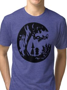 Into the unknown. Tri-blend T-Shirt